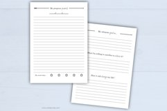Lifetime goals   printable goal planner. Product Image 4