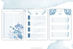 Working from home planner Indigo Edition Product Image 2