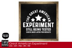 Great American Experiment - Patriotic SVG and Cut Files Product Image 5