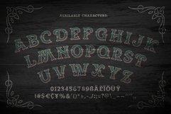 Spirit Board font set Product Image 2