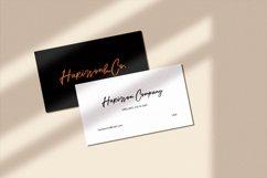 Alphasoil Signature Font Product Image 3