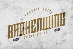 HawkClaw Decorative Typeface Product Image 3