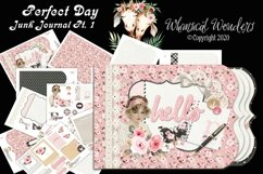 Perfect Day Junk Journal Pt.1 Product Image 1