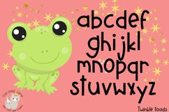Twinkle Toads Font Product Image 3