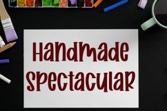 Sweet and Cheerful | A Handwritten Font Product Image 5