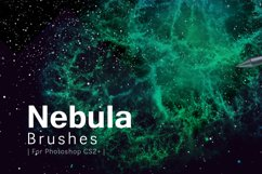Nebula Photoshop Brushes Product Image 1