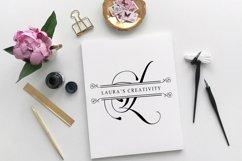 Flourish Monogram Product Image 3