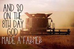 Farm Made - A Farmhouse Style Font Product Image 4