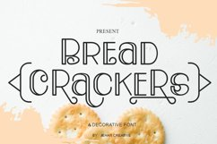 Bread Crackers Product Image 1