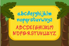 Dejuno Playful Display Typeface Product Image 6