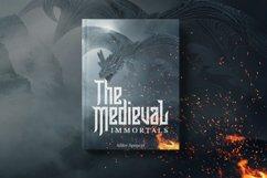 Immortals Font Product Image 3