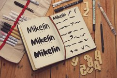 Mikelin Family Typeface  Extras Product Image 3