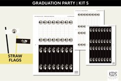 Class of 2021 printable party | Graduation party decorations Product Image 4