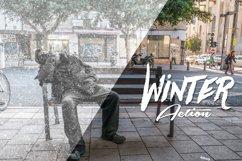 6 Winter Photoshop Action Product Image 3