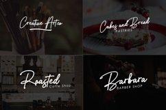 Gaston Villa | A Signature Font Product Image 5