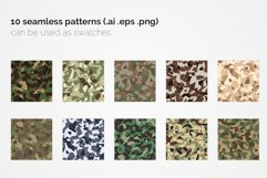 British Polygon Polygon Camouflage Product Image 2