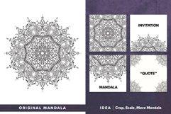 530 Vector Mandala Ornaments Bundle Product Image 11