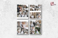 8x10 Photo Collage Templates Product Image 1