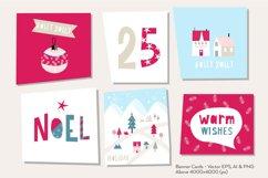 Happy Flat Holiday! Design Kit Product Image 4