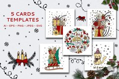 Christmas Doodles Product Image 3