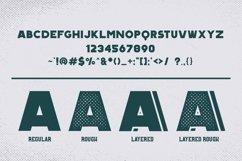 Tarno Display Font Product Image 2