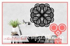 Hand Drawn Mandala Design Product Image 1