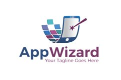 App Wizard Logo Product Image 1