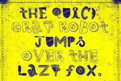 Robotikka Typeface Product Image 4