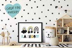 Nursery Scandinavian Art & Alphabet Big Bundle Product Image 2