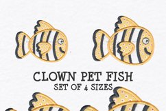 Pet Fish Applique Embroidery Size Pack Product Image 3