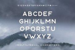 Aoki Typeface Product Image 2