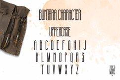 Buntara Typeface Product Image 6