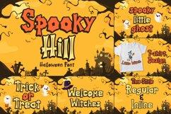 Spooky Fall - Halloween Font Bundle! Product Image 2
