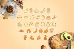 Web Font Food Ding Product Image 3