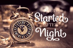 Midnight Script Font Product Image 2