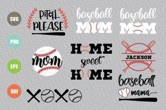 Baseball SVG Files Product Image 1
