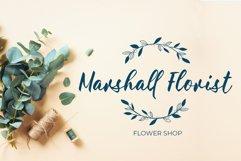 The Florist Handwriting - A Handwritten Font Product Image 4