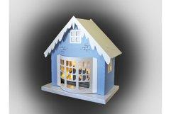 One more sleep Christmas house Product Image 4