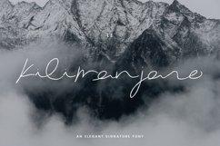 Le Kilimanjaro - A Signature Script Product Image 1