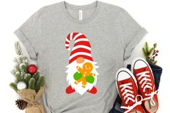 Christmas gnome svg cut files Christmas svg files for cricut Product Image 5