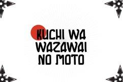Saburo - Quirky Display Font Product Image 3