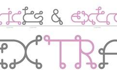 Vindaloo typeface layout 12