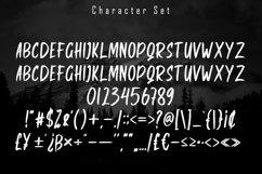 HONORS - Handbrush Font Product Image 6