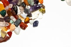 Healing Crystals Background Amethyst Quartz Collection Product Image 5