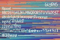 Web Font Haxxel - Pixel Fonts Product Image 6