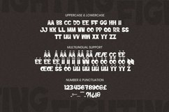 Fighting Font Product Image 5