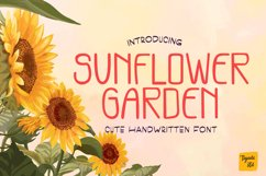 Sunflower Garden Product Image 1