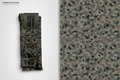 German Polygon Camouflage Patterns Product Image 3