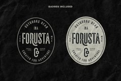 Norsten Condensed Typeface Product Image 4