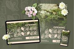 Web Font Black Rose Product Image 5